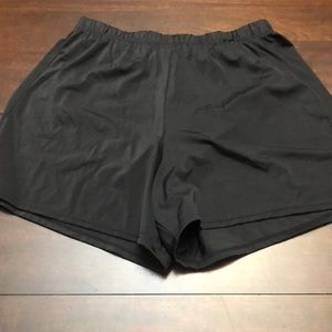 Fit 4u short style swim bottoms. New. Size 18w.